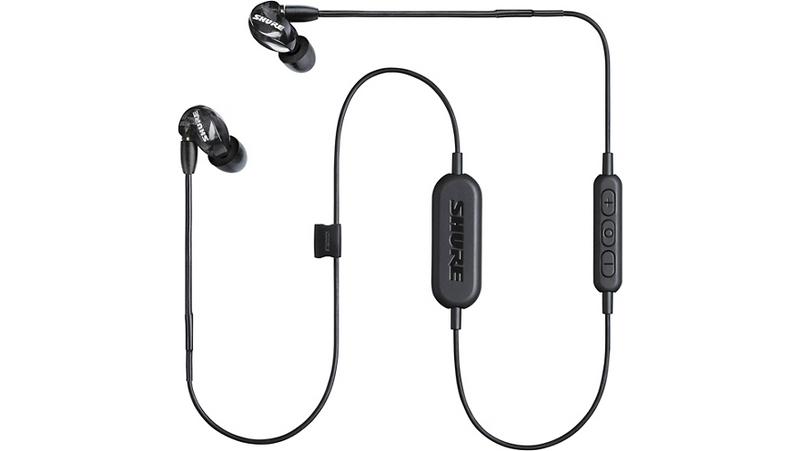 Shure SE215-K-BT1 Wireless Sound Isolating Earphones with Bluetooth