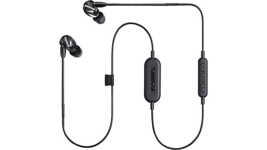 b28f77b1f2b Shure SE215-K-BT1 Wireless Sound Isolating Earphones with Bluetooth —  Micheo Music