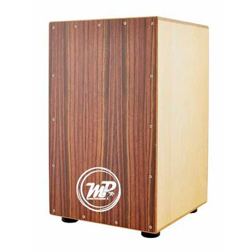 Standard Cajon W/Bag -  DARK WOOD