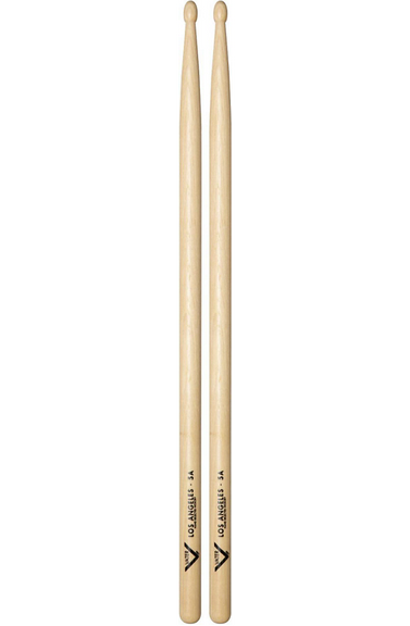 Vater American Hickory Los Angeles 5A Drumsticks Wood