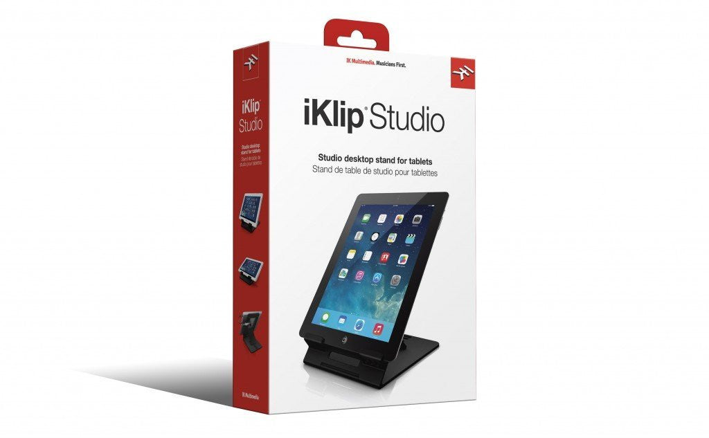IK Multimedia iKlip Studio for iPad