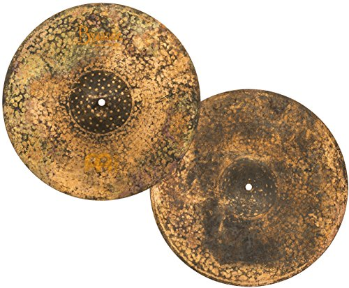 B16VPH Byzance 16-Inch Vintage Pure Hi-Hat Cymbal Pair