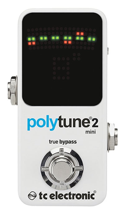 PolyTune 2 Mini Polyphonic Tuning Pedal