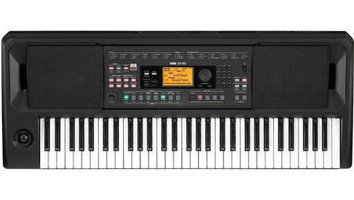 Korg EK-50 Entertainer Keyboard Black 61 keys