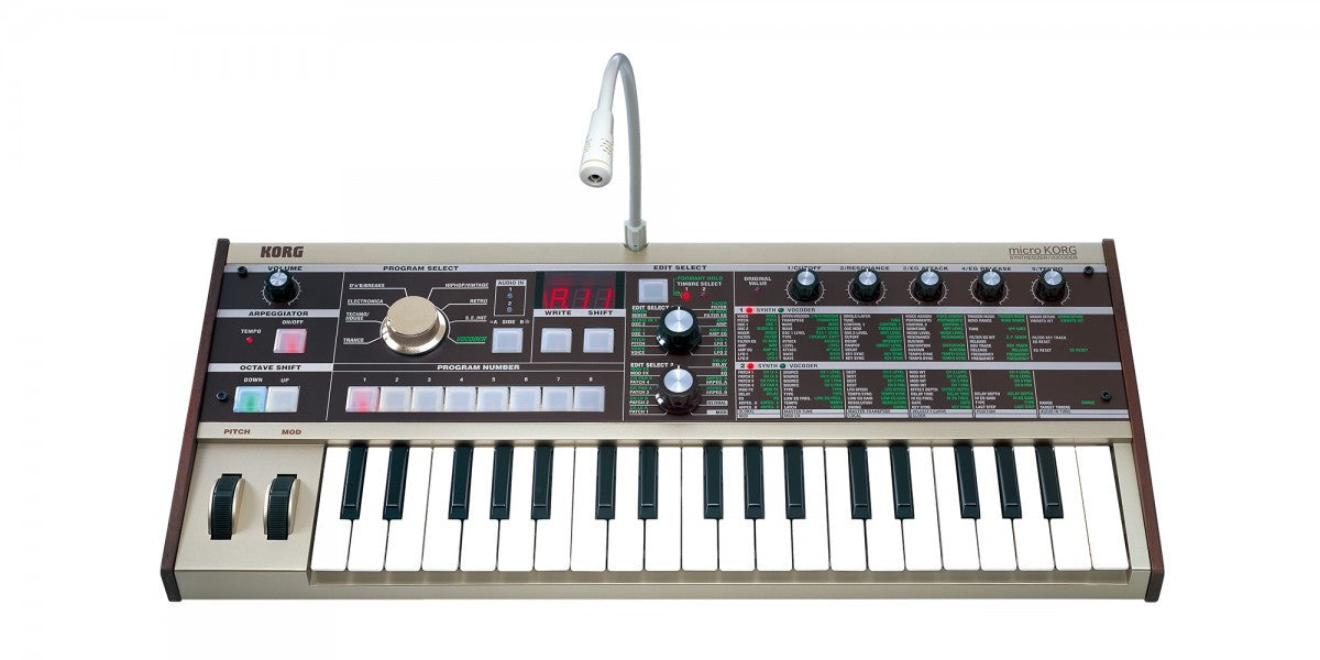 MicroKorg Synthesizer