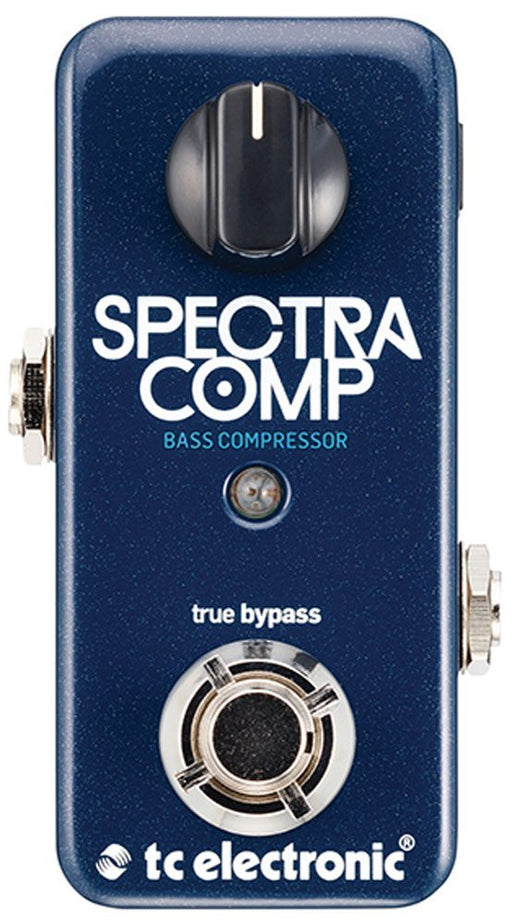 SpectraComp Bass Compressor Bass Compression Effect Pedal