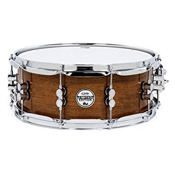 "Limited Edition Bubinga 5.5"" x 14"" Snare Drum"