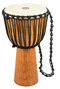 Meinl African Style Djembe Drum X-Large Nile Series