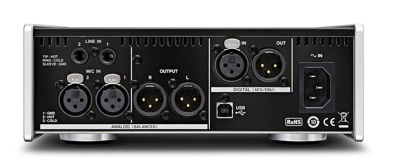 UH-7000 Mic Preamp and USB Audio Interface