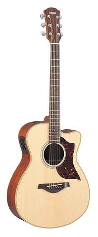 AC3M Concert Acoustic Guitar, Natural
