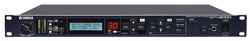 SPX2000 24 Bit 96kHz Digital Multi Effects Processor