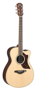 Yamaha AC1R Concert Acoustic Guitar, Natural
