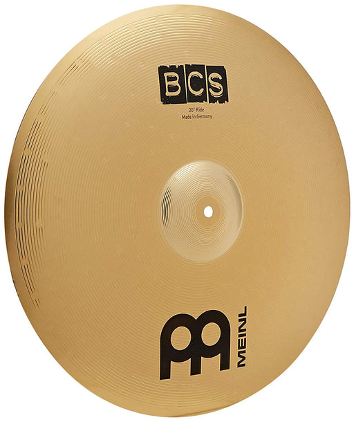 "Meinl 20"" Ride Brass BCS Cymbal"