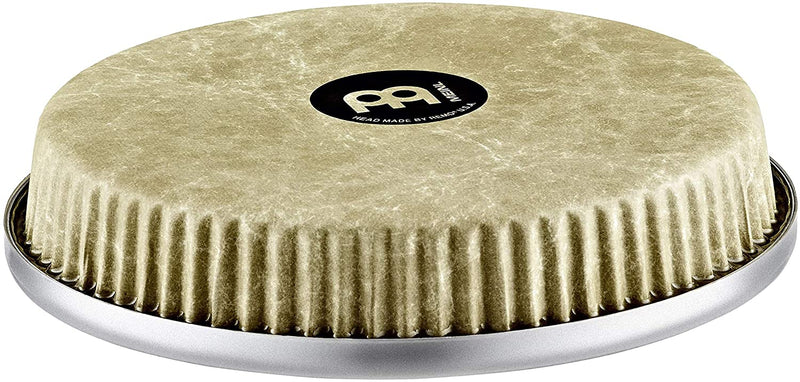 "Meinl Percussion Fiberskyn Natural Head by REMO for Select Meinl Bongos - MADE IN USA - 7"" Macho (RHEAD-7NT)"