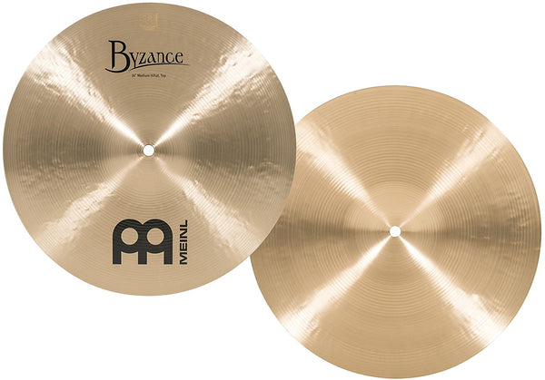 "Byzance Medium 14"" High Hat Cymbals"