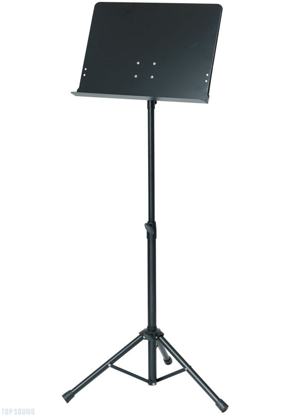 Stronghold Solid Plate Music Stand Pro