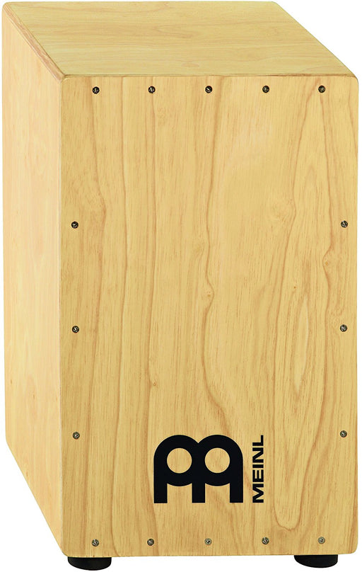 Meinl Headliner Series Wood String Cajon for Adjustable Snare Effect, Large Size