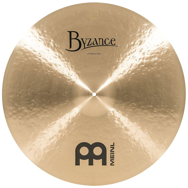 "Byzance Medium Ride 24"" Cymbal"