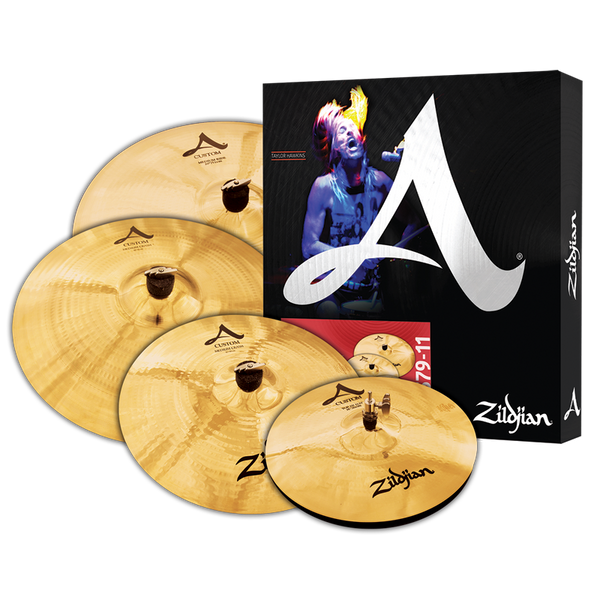 A Custom Cymbal Set