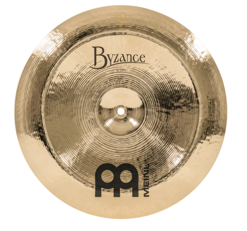 "Meinl 16"" China Brilliant Byzance Series (Display Stock)"