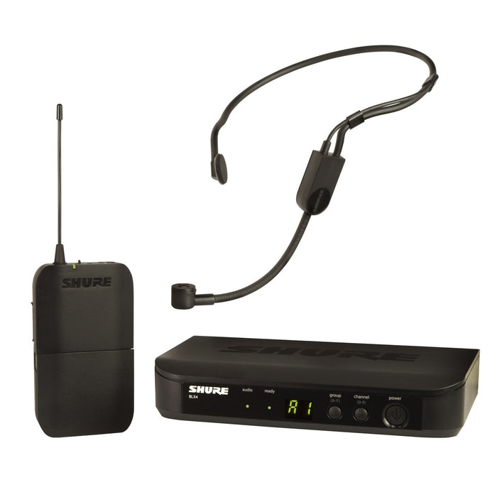 BLX14/P31 Instrument Wireless System With Bodypack & PGA31 Headset M15