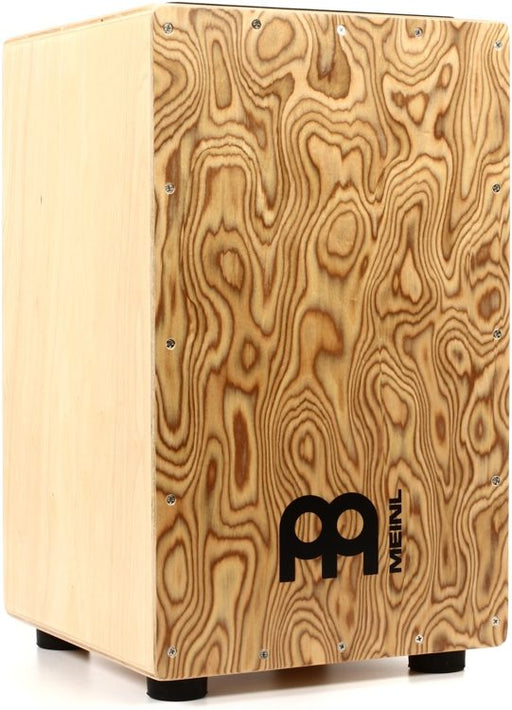 Traditional String Cajon - Makah-Burl Frontplate