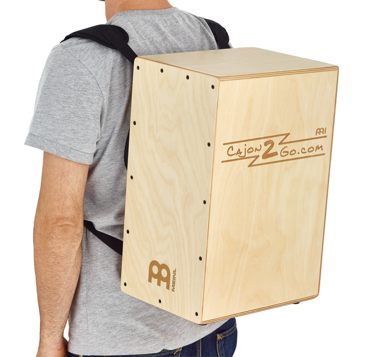 Meinl BackPacker Cajon2GO Series
