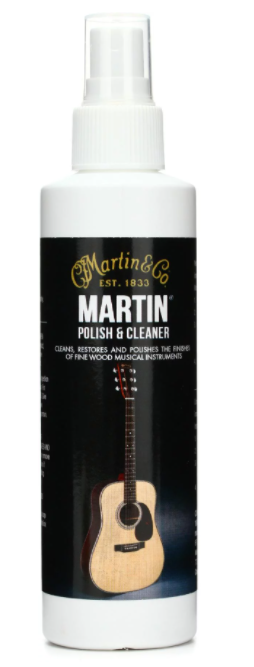 Martin 18A0073 Guitar Polish and Cleaner 6oz
