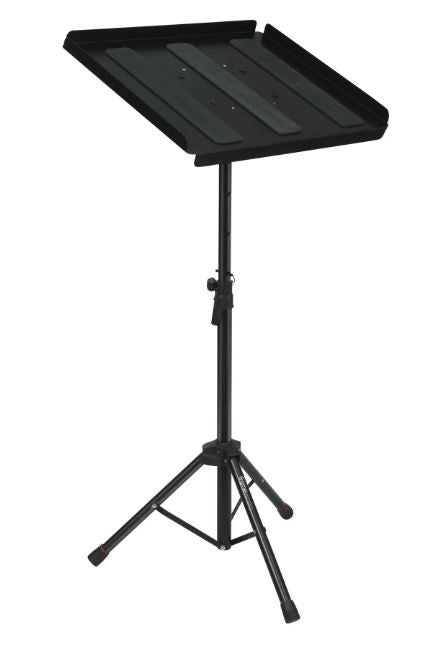 Gator Frameworks GFW-UTL-MEDIATRAY1 Compact Adjustable Media Tray Stand