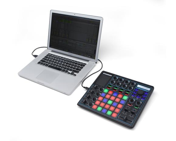 Conspiracy USB MIDI Controller, DJ/Production Control Surface