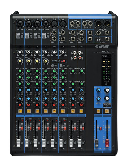 MG12 Analog Mixer