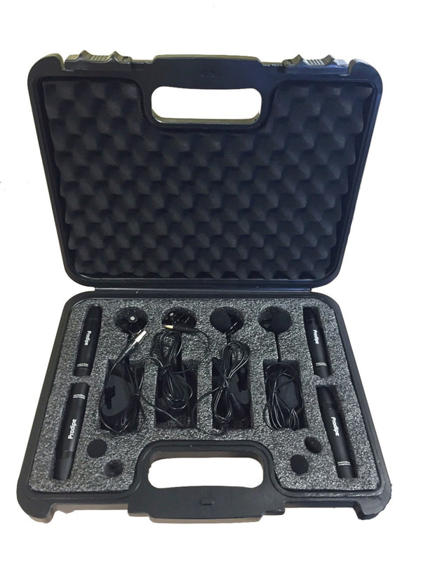 DL-21 Set of 4 Microphone for Drum Set