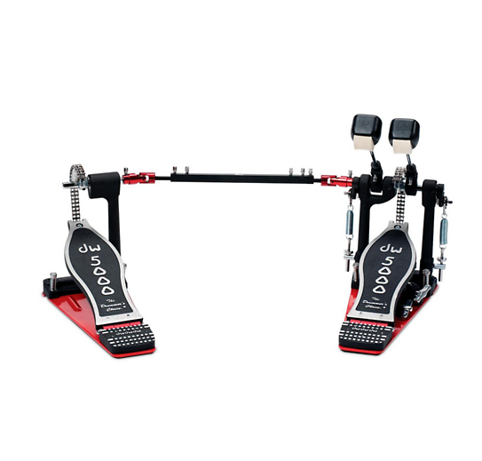 DW 5000 SERIES Turbo Double Drum Pedal