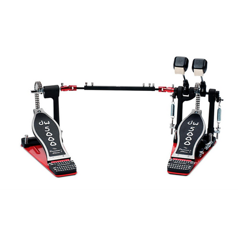 5000 SERIES Turbo Double Drum Pedal