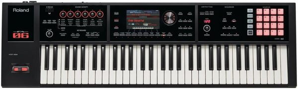 FA-06 61-Keyboard Workstation