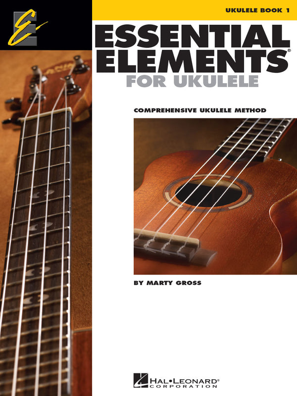 Essential elements For Ukulele - Method Book 1