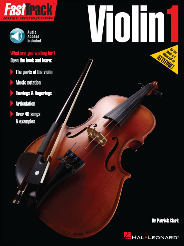 FastTrack Violin Method Book 1