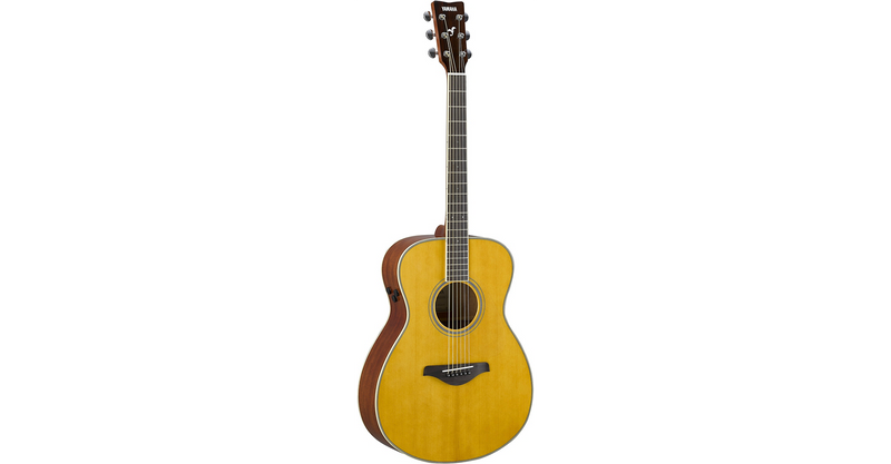 Yamaha FS-TA TransAcoustic Concert Acoustic-Electric Guitar