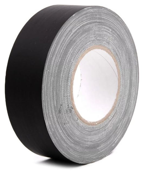 "Hosa GFT-447BK 2"" Gaffer Tape - 60 Yard Roll - Black"