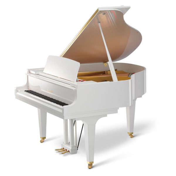Kawai GL-30 Classic Grand Piano Polished Snow White