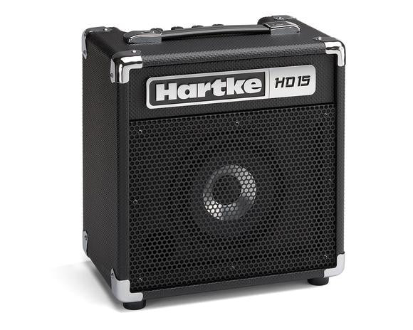 Hartke HD15 Bass Combo Amplifier 6.5""