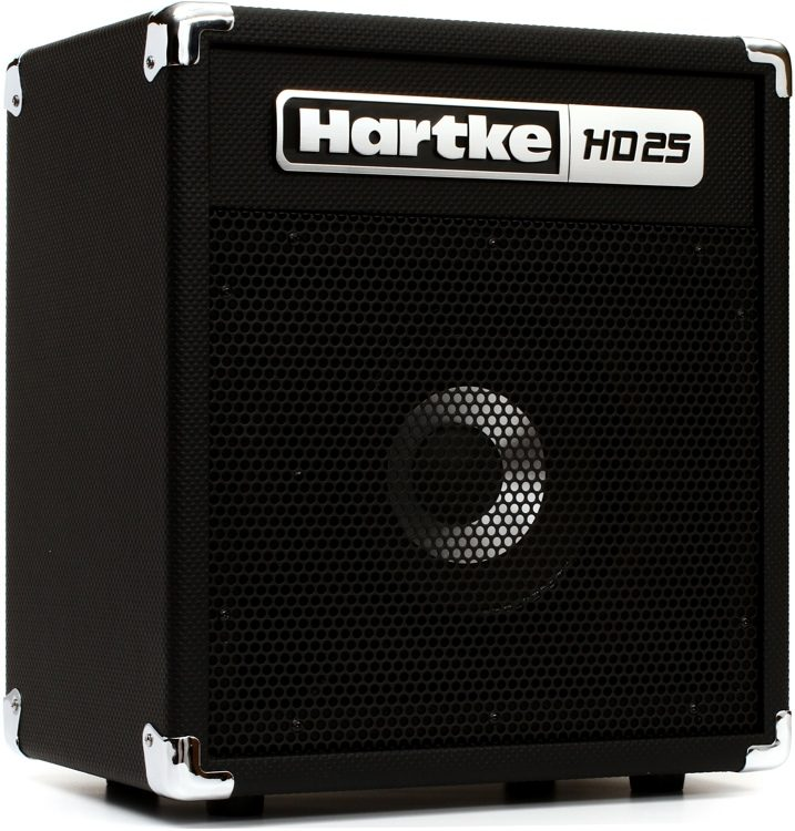"Hartke HD25 1x8"" 25-Watt Bass Combo"