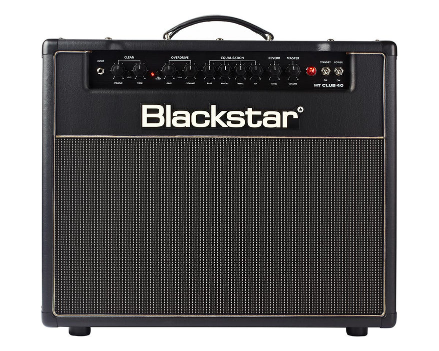 "Blackstar HT Club 40 Mark II - 40-watt 1x12"" Tube Combo Amp"