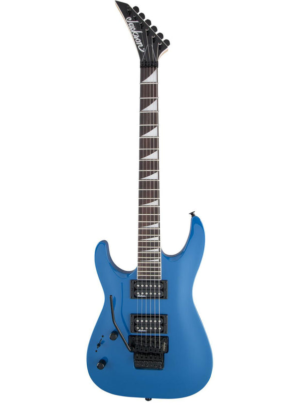 Jackson JS Series Dinky Arch Top JS32 DKA Left Handed Bright Blue