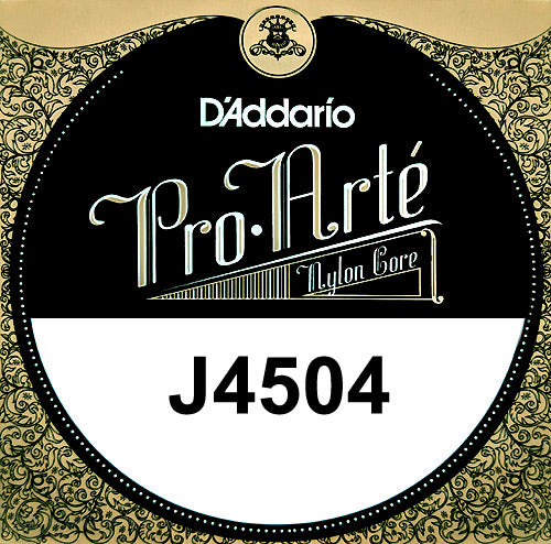 D'Addario Pro Arte J4504 - 4th string (D), normal tension .029