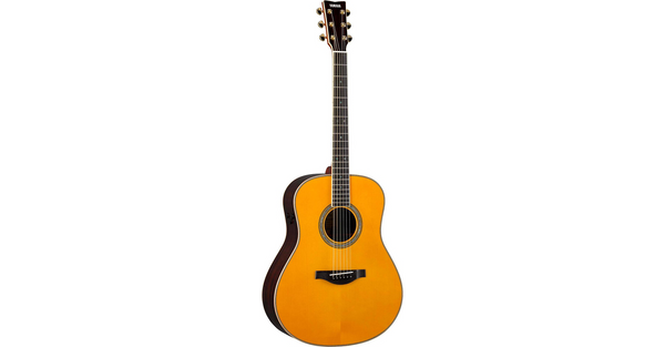 Yamaha LL-TA Concert Acoustic-Electric Guitar