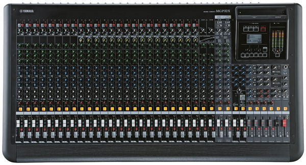 Yamaha MGP Series MGP32X 32-Channel