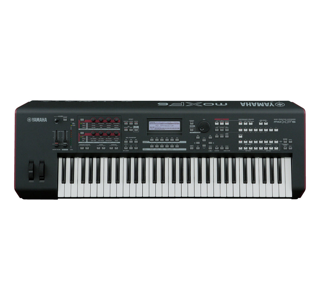 MOXF6 Workstation 61 Touch Sensitive Keys