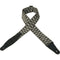 "Levy's 2"" Wide Woven Polypropylene Guitar Strap Country Western Series"