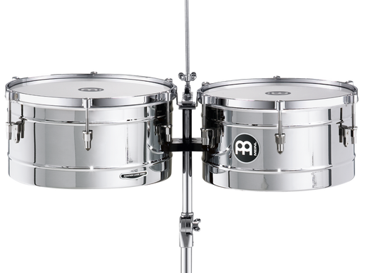 "Marathon Series Timbales, Chrome 14"" & 15"""